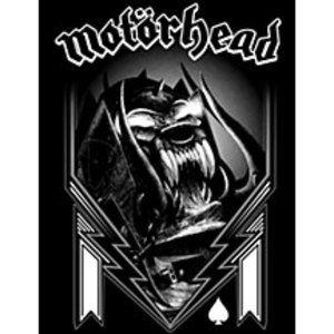 lemmy & motorhead animal 1987 logo 2xl NEW tee